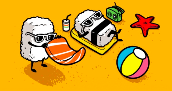 WeChat-Stickers-Sushi-Sushi-Flying-Mouse-365-Banner