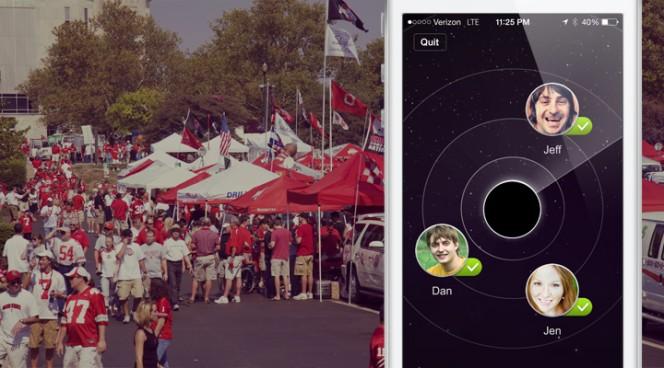 WeChat-School-Friend-Radar