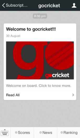 GoCricket-OA