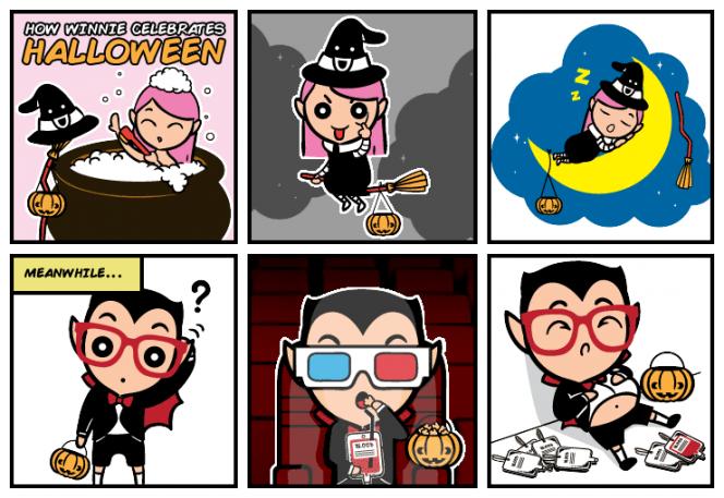 WeChat-Halloweeny