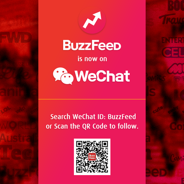 BuzzFeed on WeChat