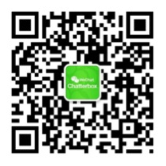 QR Code WeChat Blog