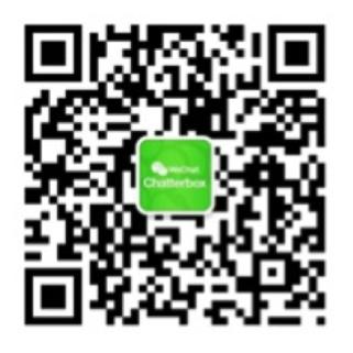 WeChat Blog QR Code
