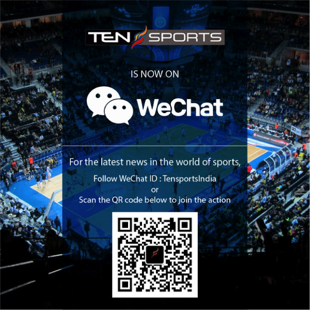 TenSports WeChat