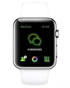 WeChat Home