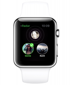 WeChat Radar