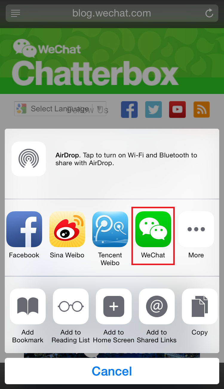 Tech Tip – Your Guide to WeChat Moments | WeChat Blog