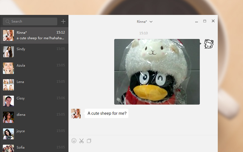 WeChat-Windows-Sight