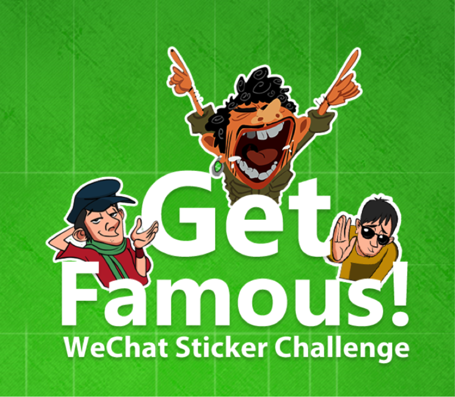 WeChat-India-Sticker-Challenge