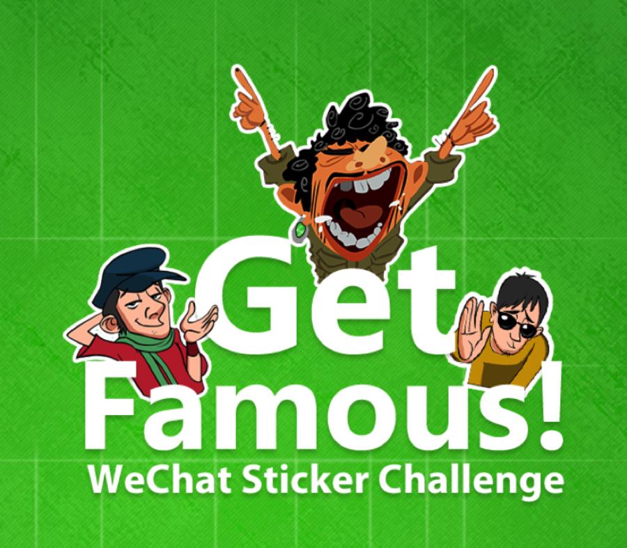 WeChat-India-Sticker-Challenge