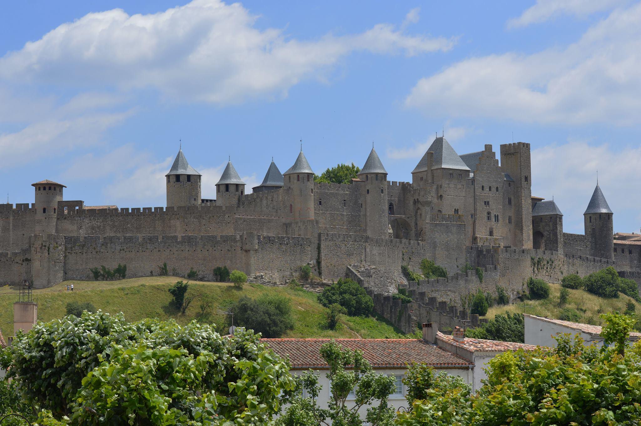 Carcassonne, France Languedoc-Roussillon Jean Pol Bien