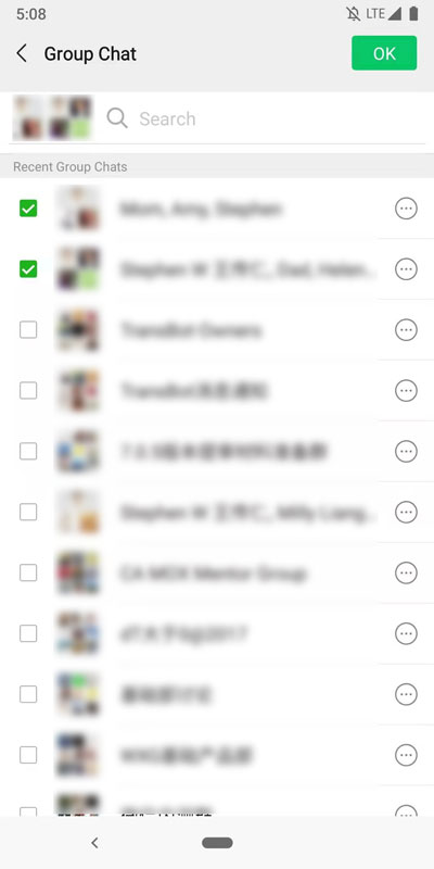 WeChat 7 0 5 for iOS and Android | WeChat Blog: Chatterbox